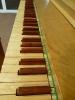 Malcolm's organ keyboard