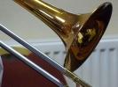 Nick's trombone
