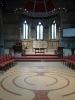 Chislehurst Methodist Church - the labyrinth