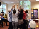Moving into worship