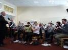 Playing a Paul Leddington Wright arrangement