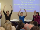 Movement & dance in worship