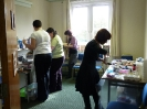 Rachael Singleton's workshop